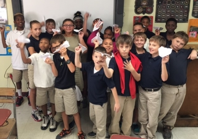 5th Graders Embrace STEM Learning